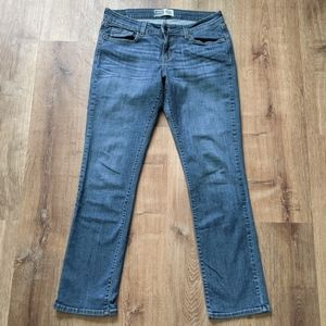 Levi's Signature Mid-rise Straight Jeans - 12